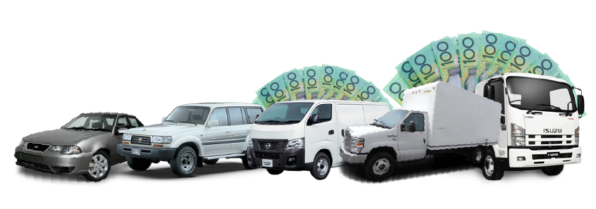 Cash for Cars Trucks Vans