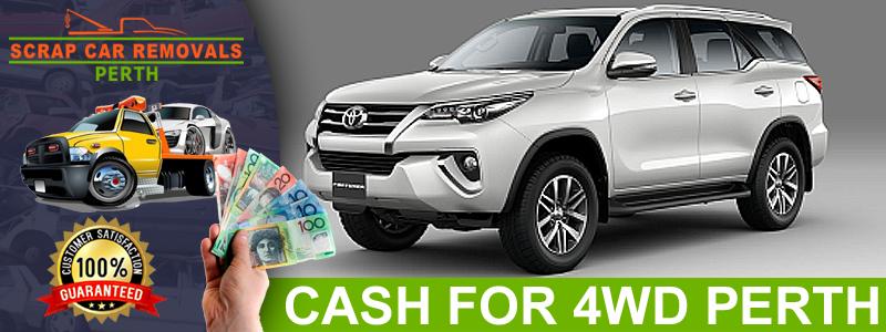 Cash for 4WD Perth