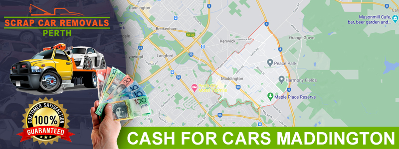 Cash for Cars Maddington