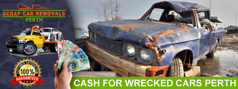 Cash for Wrecked Cars Perth