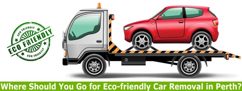 Eco-friendly Car Removal in Perth