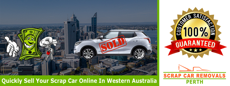 Quickly Sell Your Scrap Car Online In Western Australia