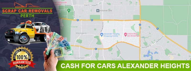 Cash For Cars Alexander Heights